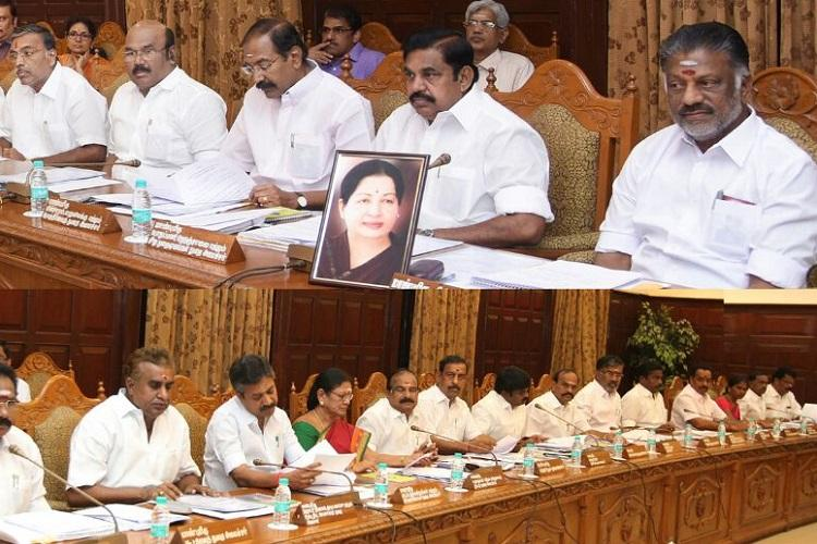 Cabinet meeting conducted on Wednesday in absence of CM