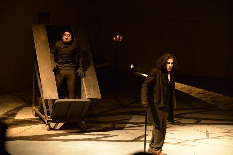 Deepan Sivaramans The Cabinet of Dr Caligari to be staged in Thrissur