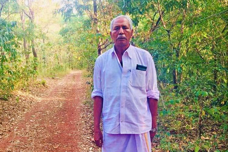 In the jungle lives Kareem The story of a Kerala man who created 28 acres of forest