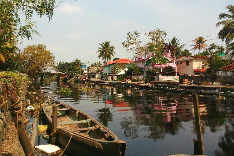Once city lifelines now waste dumping yards Kochi canals under severe threat
