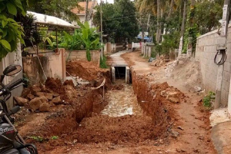 Stuck with waterlogging a Rs 15 cr canal is adding to the woes of these Kerala residents