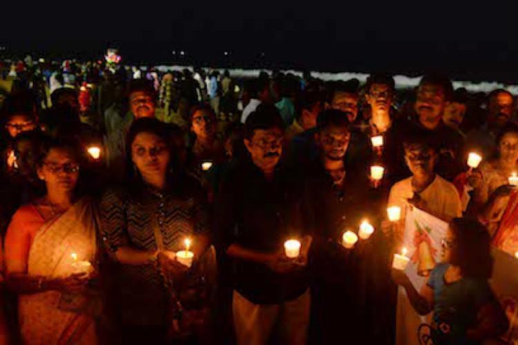 In Keralas coastal village Cyclone Ockhi robs the joy out of Christmas