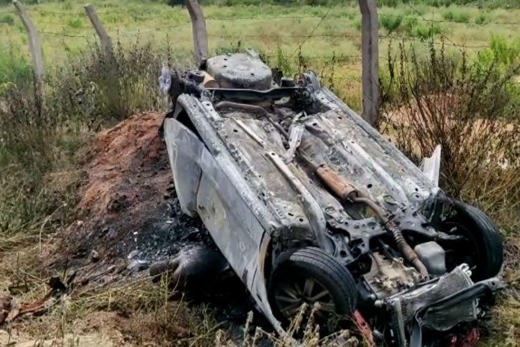 AP car tragedy that killed 5 Lone survivor rushed to Vellore for better treatment