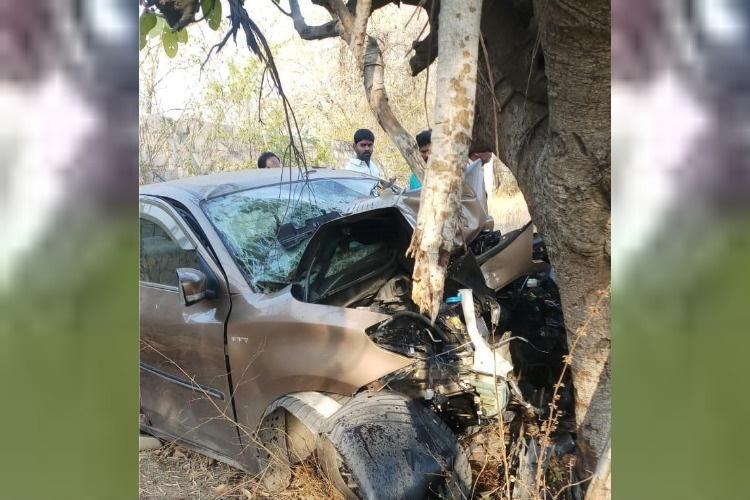 Telugu TV actors Bhargavi and Anusha Reddy die in car