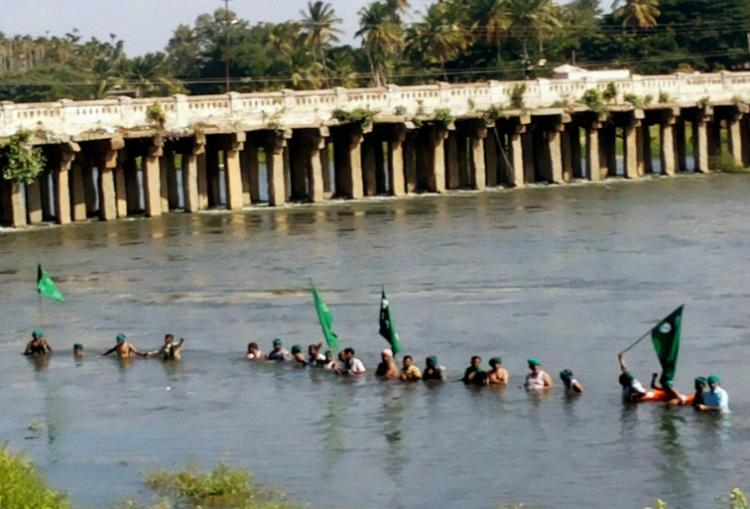 SC order on Cauvery violates human rights of people in Karnataka says BV Acharya