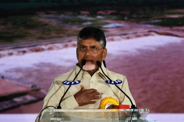 AP deeply discriminated against people cant be fooled Chandrababu slams Budget