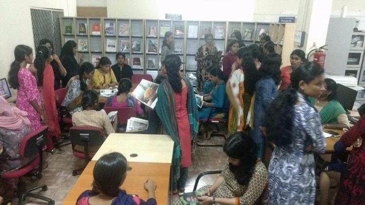 Kerala Central Uni shuts classes over hostel protest senior students turn teachers for juniors