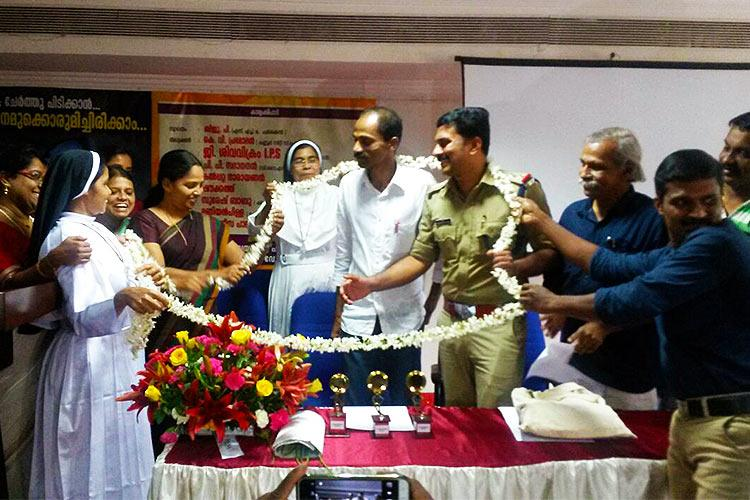 Forum to forgive and forget Kerala police organises meeting of accused and their victims