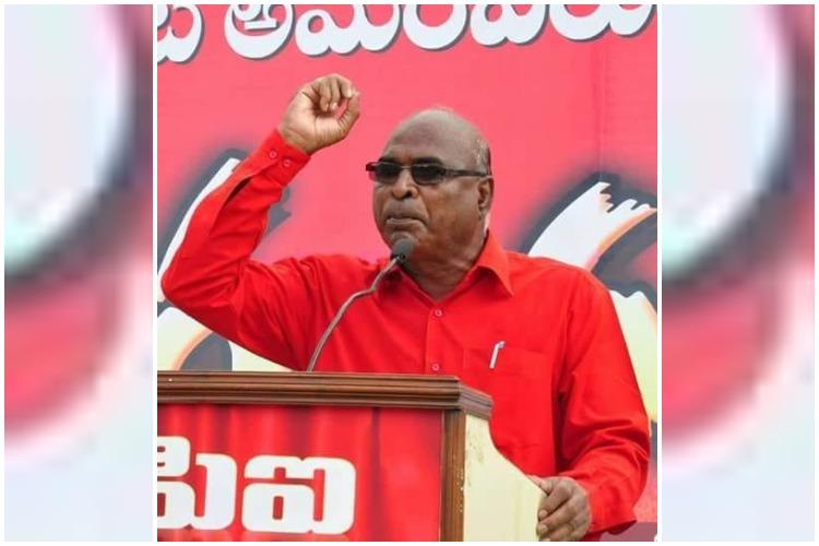 Seat-sharing in Telanganas Husnabad undecided but CPI to continue in grand alliance
