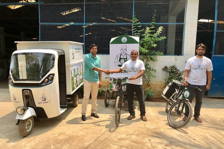 ChaiGuru will also use vehicles as mobile outlets across different locations in Hyderabad