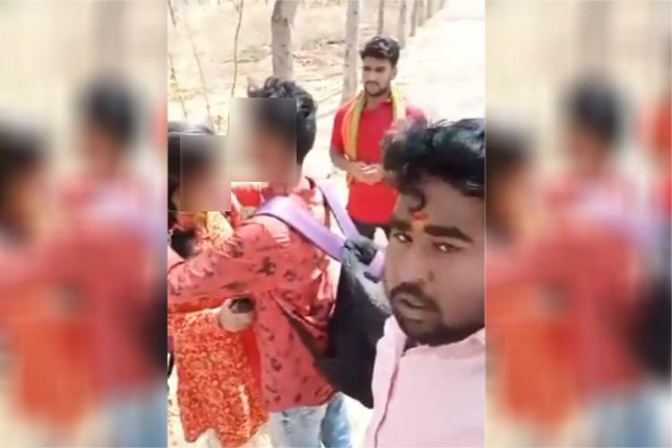 Distressed young couple who were married off by goons on Valentines Day go missing in Hyd
