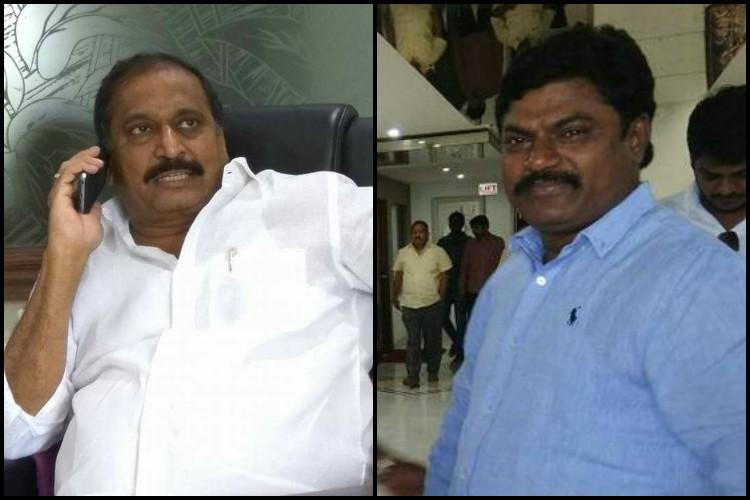 EC says Jagan's rant violates code of conduct
