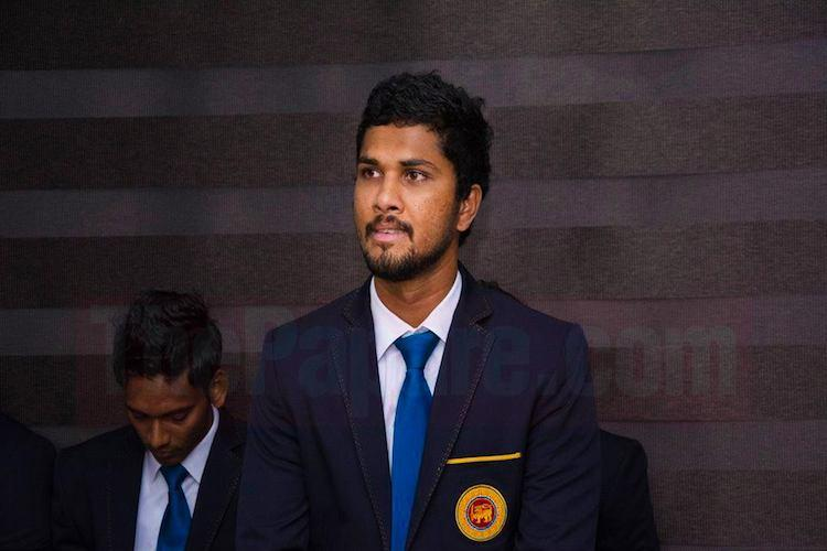 Sri Lankan captain Chandimal denies ball tampering ICC hearing after Test