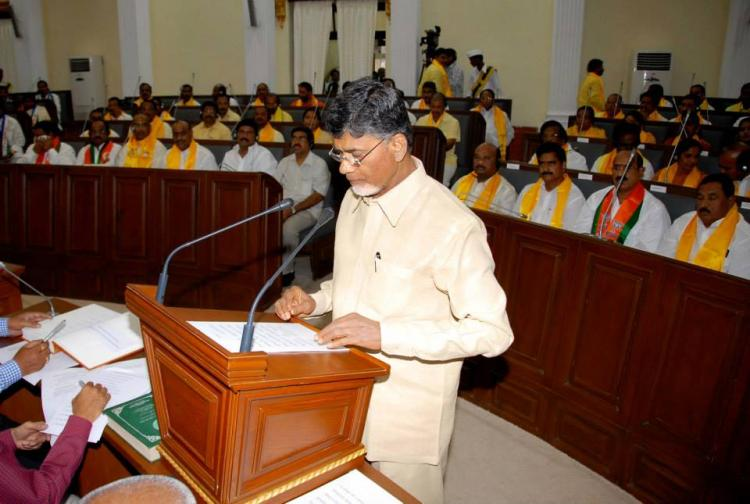 Andhra CM urges Chinese firm to develop industrial park