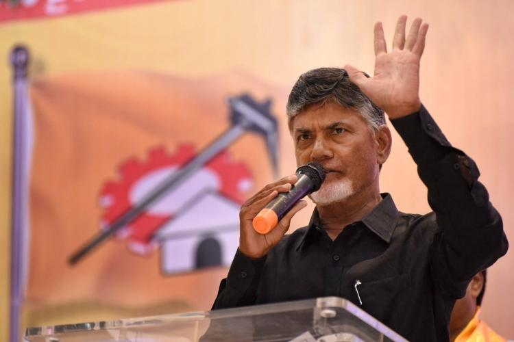 Naidu criticises PM Modis visit to Andhra while IAF pilot Abhinandan was released