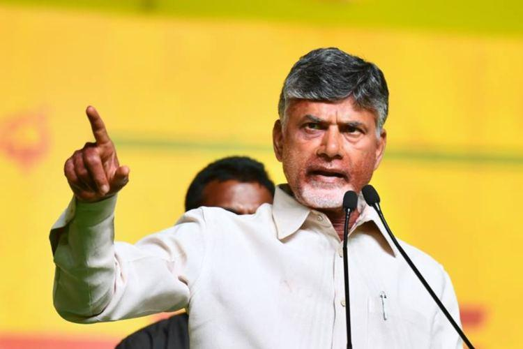Setback for Chandrababu Naidu as 4 TDP Rajya Sabha MPs join BJP