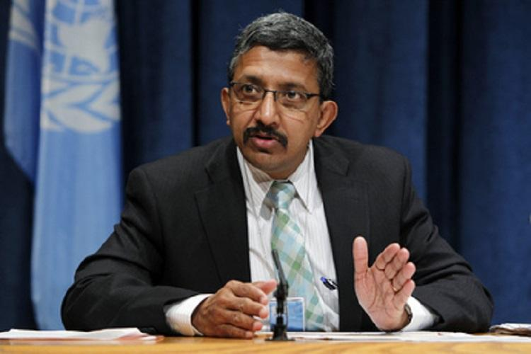 Indian appointed to high-level accounting post at UN