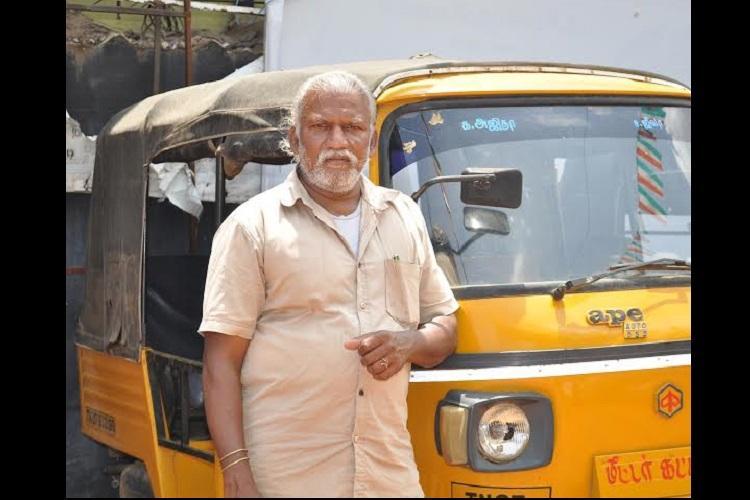 Meet Auto Chandran the man whose book inspired Visaranai Indias nomination to the Oscars