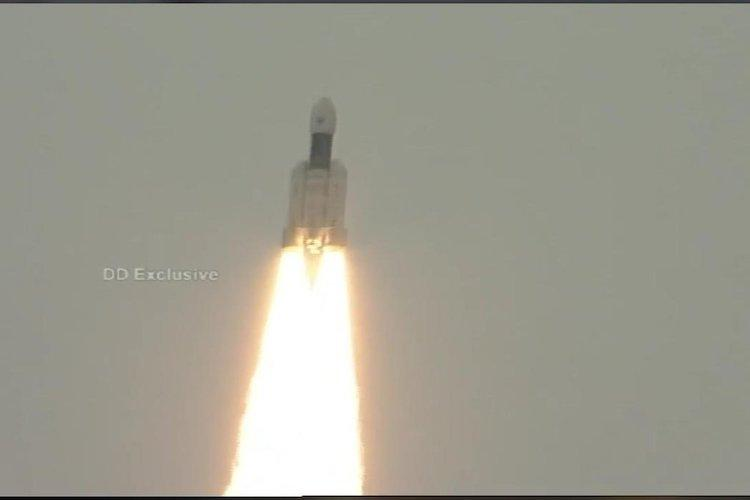 Big leap for ISRO and India Chandrayaan-2 majestically takes off for the moon