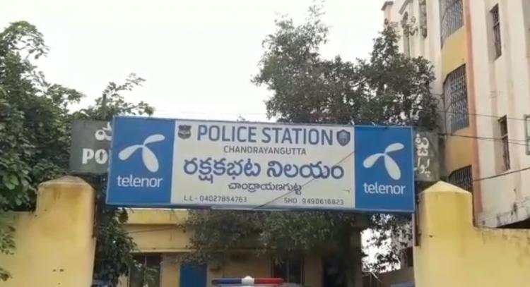 Chandrayangutta police station
