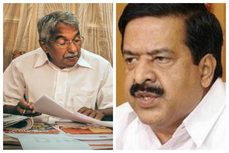 Chandy Chennithala cleared of nepotism charges by Vigilance Bureau
