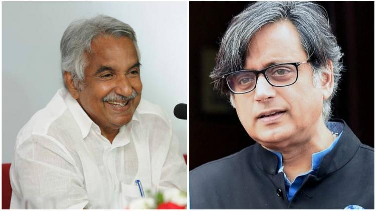 Oommen Chandy Tharoor likely to make it to Congress Working Committee list