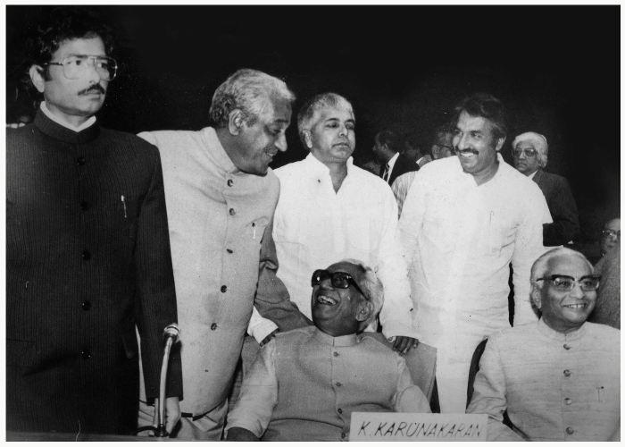 Why then dear CM did you not let the people decide for Karunakaran in 1995