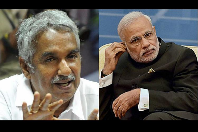 Oommen Chandy has four questions for PM Modi on demonetisation