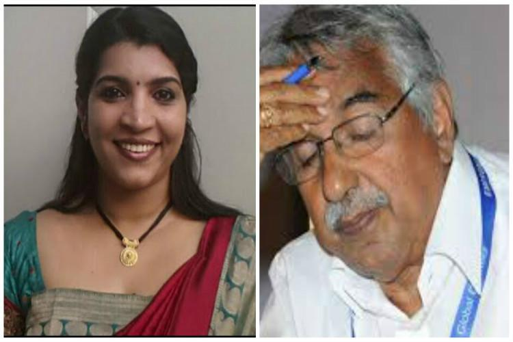 Oommen Chandy alleges Ganesh Kumar and Saritha Nair conspired against him she denies