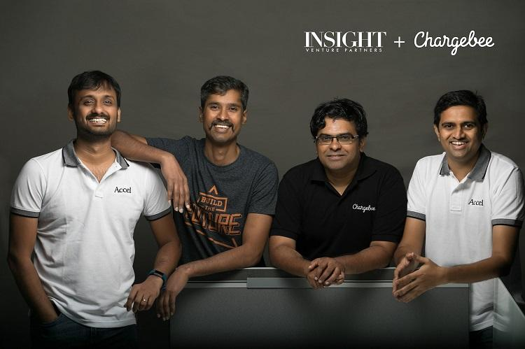 Chargebee raises 18 mn in series C funding round led by Insight Venture Partners