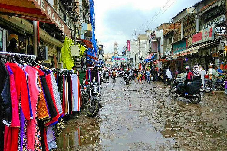 This Ramzan bazaars of Hyds Old City are losing crowds thanks to bad roads and waterlogging