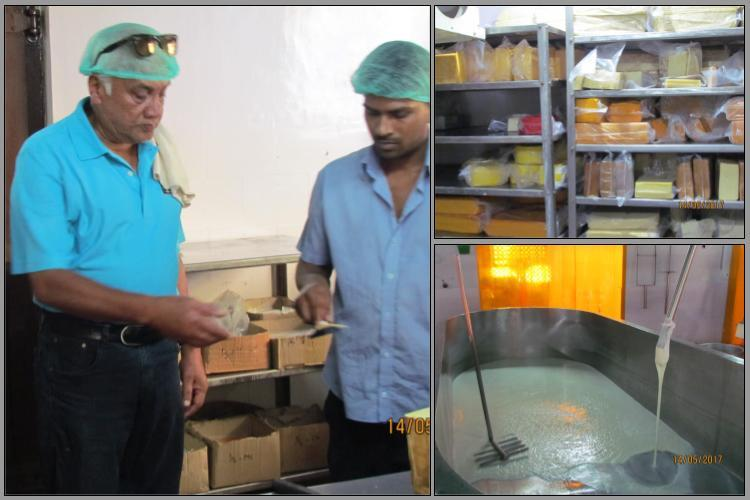 Say cheese Meet the man who turned Kodai Cheese into an iconic brand