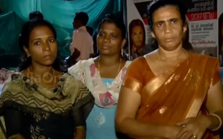 Law enforcers or goons Kerala villagers protest over alleged police harassment