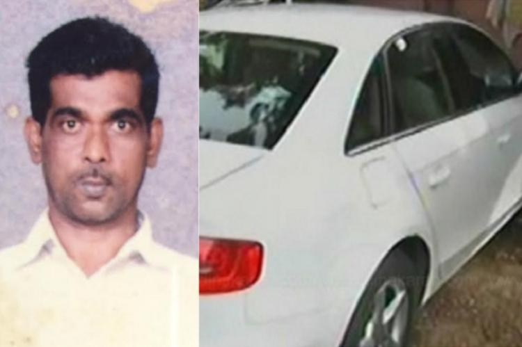 Chennai Audi drunken driving He was dead all she said was sorry says victims family