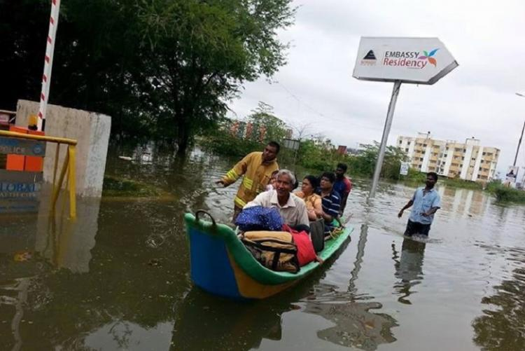 Madras HC slams CMDA says it hasnt learnt lessons from 2015 Chennai floods