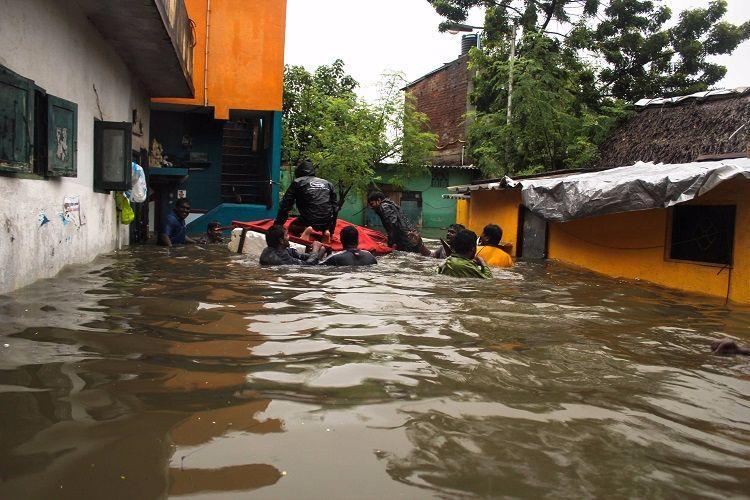 Bolster preparedness dont blame nature Parliamentary panel on Chennai floods