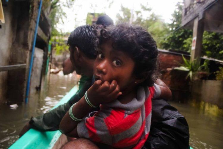 Shocking tales of destruction and soaring prices Ekkaduthangal reels under Chennai floods