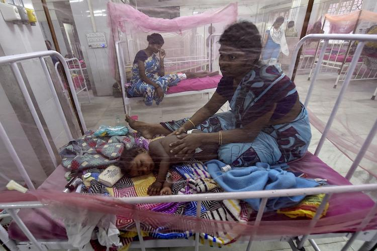 Can private-public partnerships help meet the needs of Indias public health