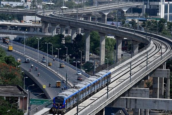 Chennai Metro Rail phase 2 Japanese agency to loan Rs 20000 crore to TN govt