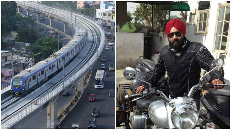 Sikh man in Chennai upset after Metro security staff allegedly asked him to remove his turban