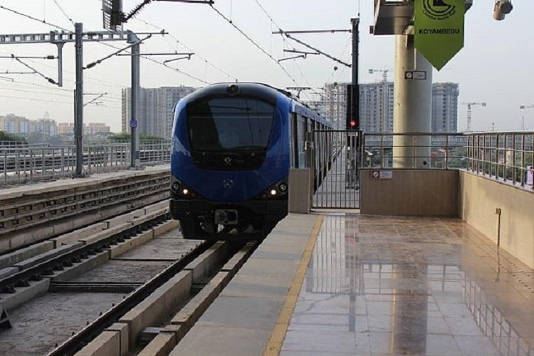 Chennai metro from Alandur to Little Mount to be functional by March