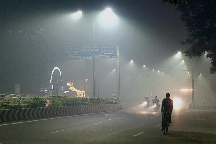 2019 Bhogi sees a drop in volume of air pollutants in Chennai