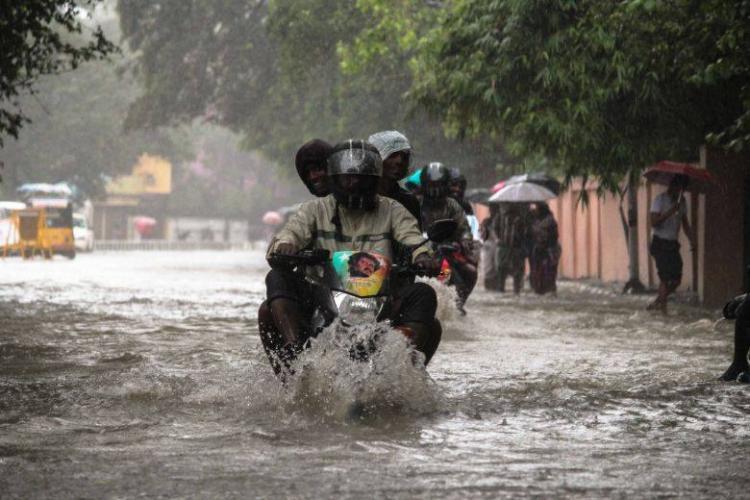 Chennai Floods Post claims 20 bodies were found in DLF complex police deny