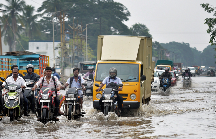 Tamil Nadu monsoons Rains likely to continue on Friday