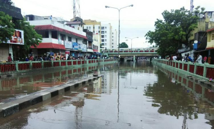 AIADMKs poor show in Chennai and Kancheepuram sign of anger over floods
