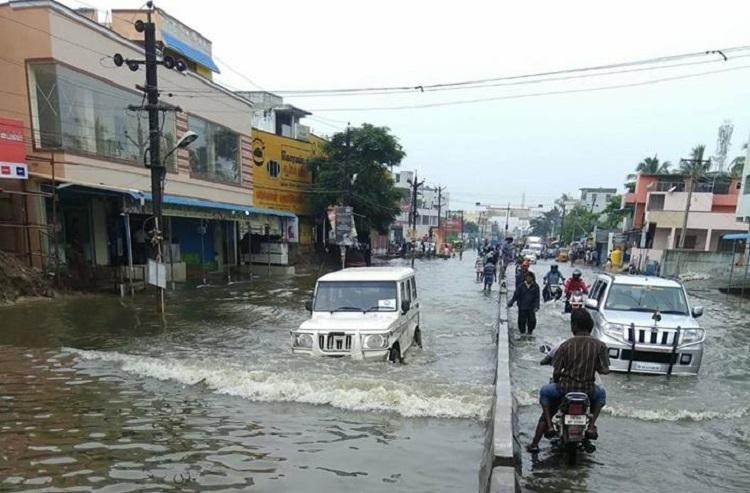 Rains to continue in Chennai and TN coastal districts for 2 days predicts Met dept