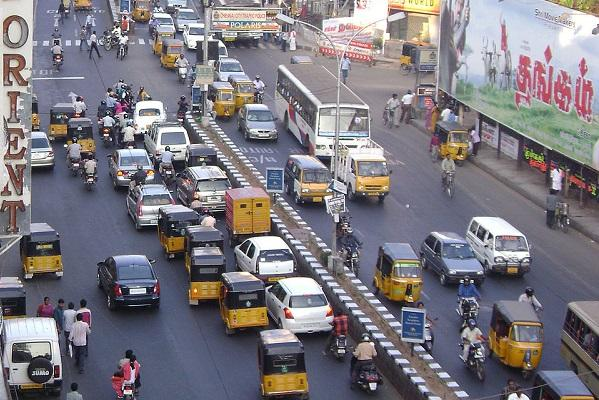 As Chennai battles rising traffic Ola and Ubers shared mobility gaining ground
