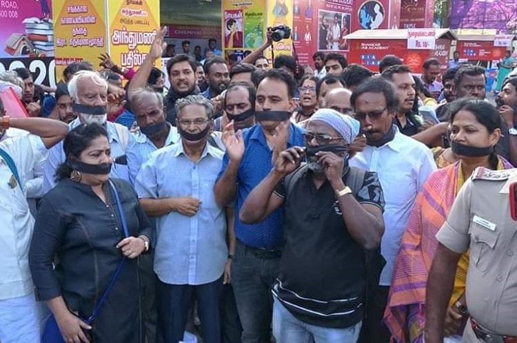 The discussion of bans at Chennai Book Fair is telling of the times we live in