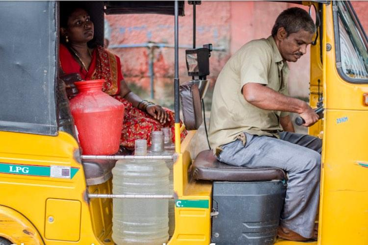 In pictures Chennai searches for water