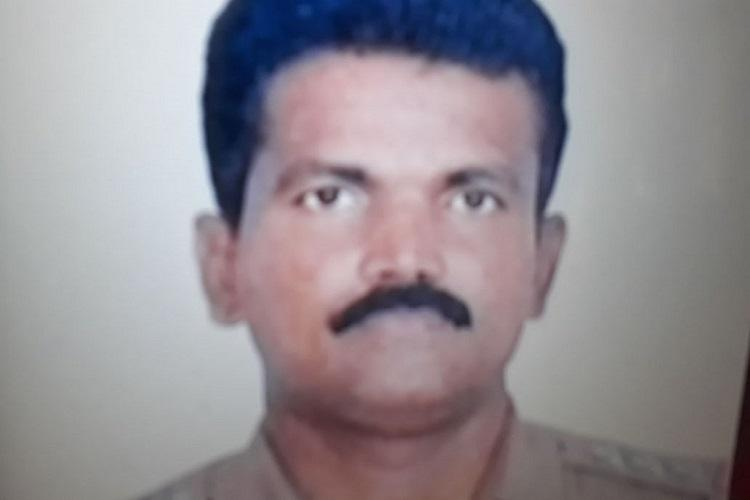 TN Inspector death in Rajasthan Colleagues bullet killed him says police probe